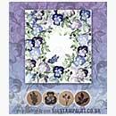 SO: Rubber Stamp Tapestry - Violet Border Set