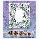 Rubber Stamp Tapestry - Summer Berries Frame Set