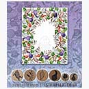Rubber Stamp Tapestry - Gourd Border Set