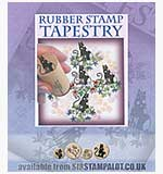 SO: Rubber Stamp Tapestry - Catnip Garden