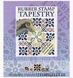 SO: Rubber Stamp Tapestry - Star Flower Tile