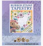 Rubber Stamp Tapestry - Colour Me Beautiful