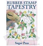 SO: Rubber Stamp Tapestry - Sugar Peas Set