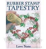 Rubber Stamp Tapestry - Love Note Set