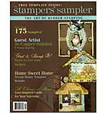 SO: Stampers Sampler Magazine - December-January 2009