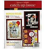 Stampers Sampler Magazine - 2009 Catch Up Issue - Volume 13