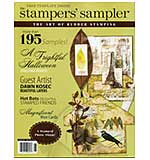 SO: Stampers Sampler Magazine - Aug-Sep 2009