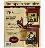 Stampers Sampler Magazine - October November 2009