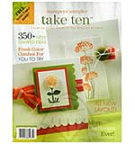 Stampers Sampler - Take Ten - Spring 2010 (cards in under 10 min