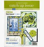 Stampers Sampler Magazine - 2010 Catch Up Issue - Volume 14