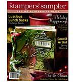 SO: Stampers Sampler - October November 2010