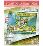 Stampers Sampler - December January 2011