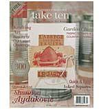 Stampers Sampler Take Ten Magazine - Dec Jan Feb Winter 2013