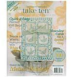 SO: Stampers Sampler Take Ten Magazine - March April May Spring 2013
