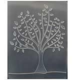 SO: BigShot Embossing Folder - Leafy Tree (Cuttlebug)