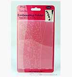 BigShot Embossing Folder - Sleigh (Cuttlebug)