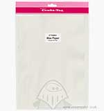 Crafts Too - A4 Wax Paper 5 Sheets