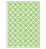 Crafts Too Embossing Folder - Double (A4)