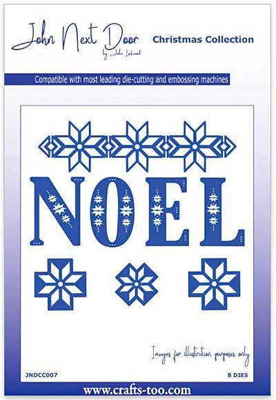 SO: John Next Door - Christmas Dies - Nordic Noel (8pcs)
