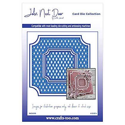 SO: John Next Door Card Die Collection - Anstey (4pcs)