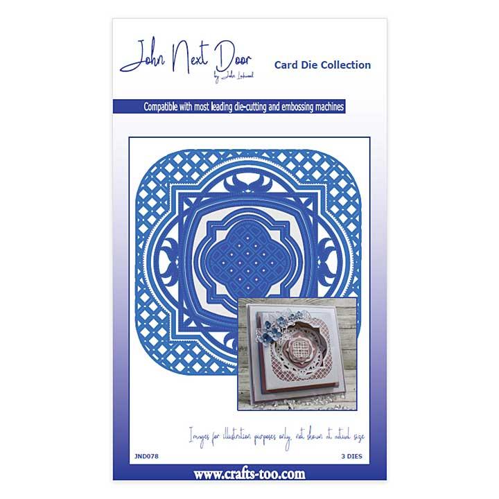 John Next Door - Card Collection, Stamford (7pc)