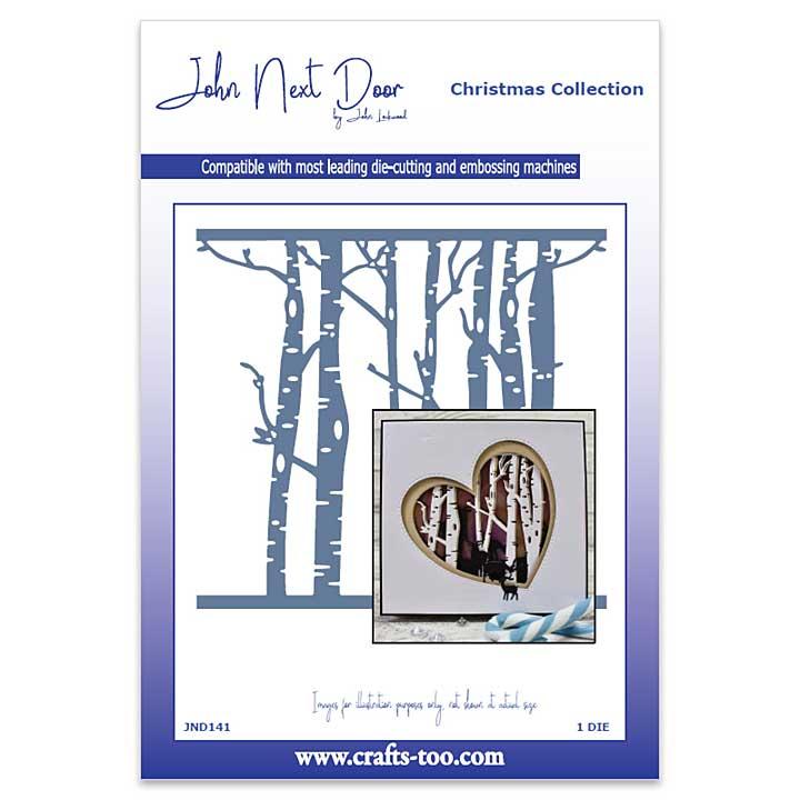 John Next Door - Christmas Dies, Woodland Trees