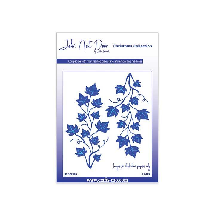 John Next Door - Christmas Collection, Swirl Ivy