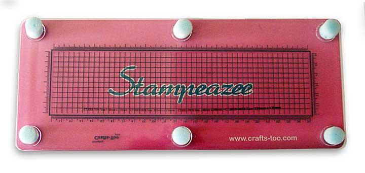 Crafts Too - Stampeazee Wide (320 x 130mm)