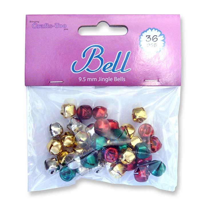 SO: Crafts Too - Jingle Bells (36pcs)
