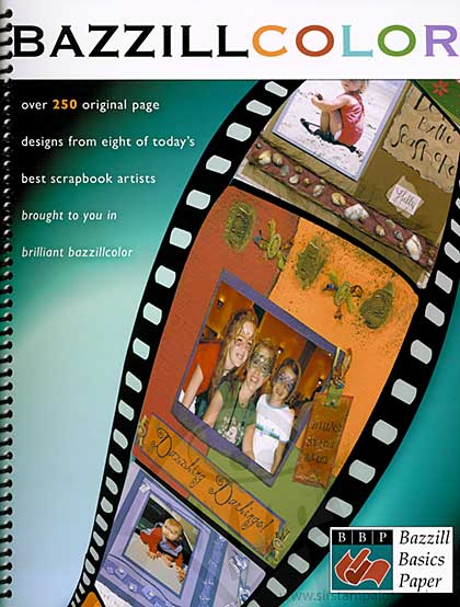 Book - Bazzillcolor