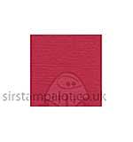 SO: Bazzill 12x12 Grasscloth Texture - Grenadine