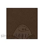SO: Bazzill 12x12 Grasscloth Texture - Carob 25 sheets pack