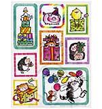 Stickeroos Stickers - Party Animals