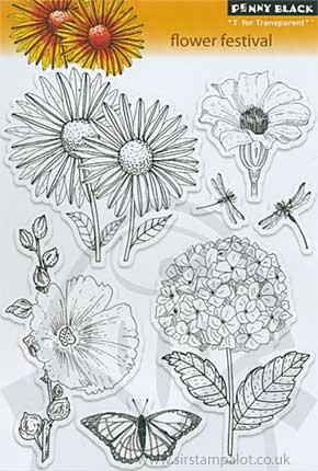 SO: T for Transparent - flower festival