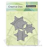Creative Cutting Dies - Snowflake Trio
