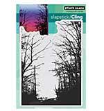 Penny Black Cling Rubber Stamp - Woodland Wonder