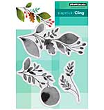 Penny Black Cling Stamps - Christmas Sprig