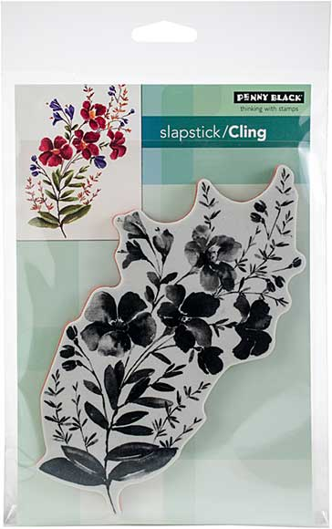 Penny Black Cling Stamps - Blossom Branch
