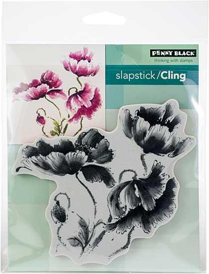 Penny Black Cling Stamps - Spontaneous Joy