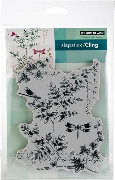 Penny Black Cling Stamps - Melange
