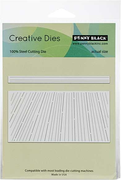 Penny Black Creative Dies - Wood Floors