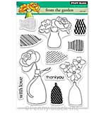 Penny Black Clear Stamps - From The Garden