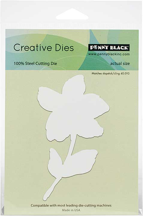 Penny Black Creative Dies - Bell e Cut Out
