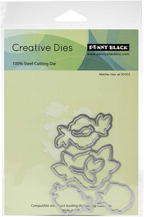 Penny Black Creative Dies - Tenderness Cut Out