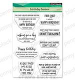 SO: Penny Black Clear Stamps - Birthday Humor