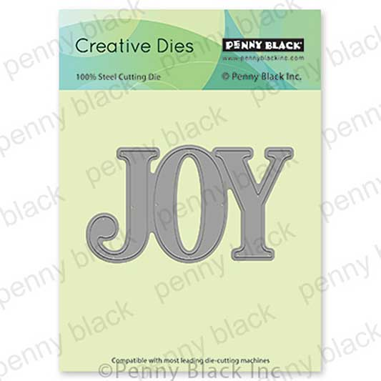 Penny Black Creative Dies - Jumbo Joy