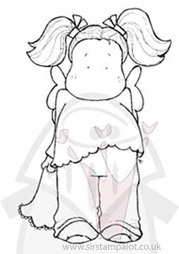SO: Magnolia EZ Mount - Tilda with Blanket