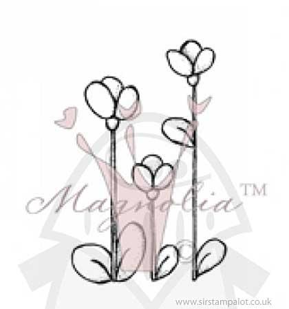 Magnolia EZ Mount - Tilda\'s Flowers