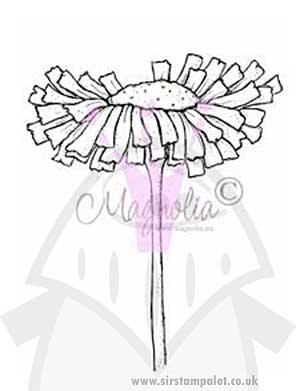 Magnolia EZ Mount Stamp - Big Daisy