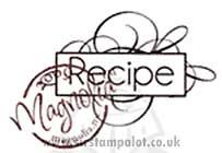 Magnolia EZ Mount - Recipe (text)